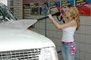 equipo de lavado manual para carwash