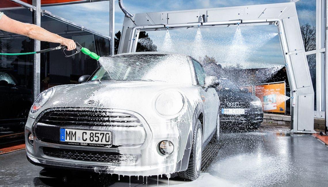 maquina de espuma para lavar autos