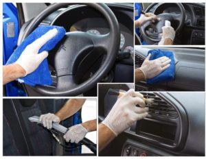 servicio de lavado interior autos lima
