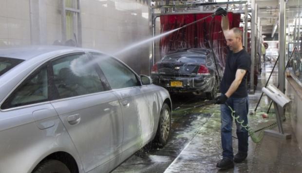 Máquinas para lavado de carros