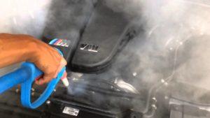 lavado de autos al vapor