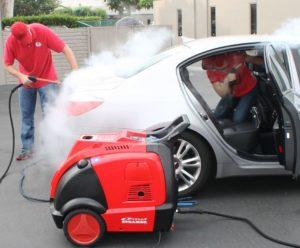 maquinas lavadoras al vapor car wash