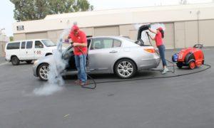 maquinas limpiadoras a vapor carwash peru
