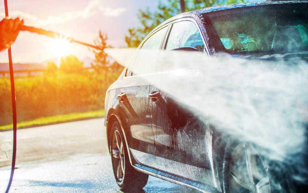 Qué beneficio trae lavar nuestro vehículo en un carwash