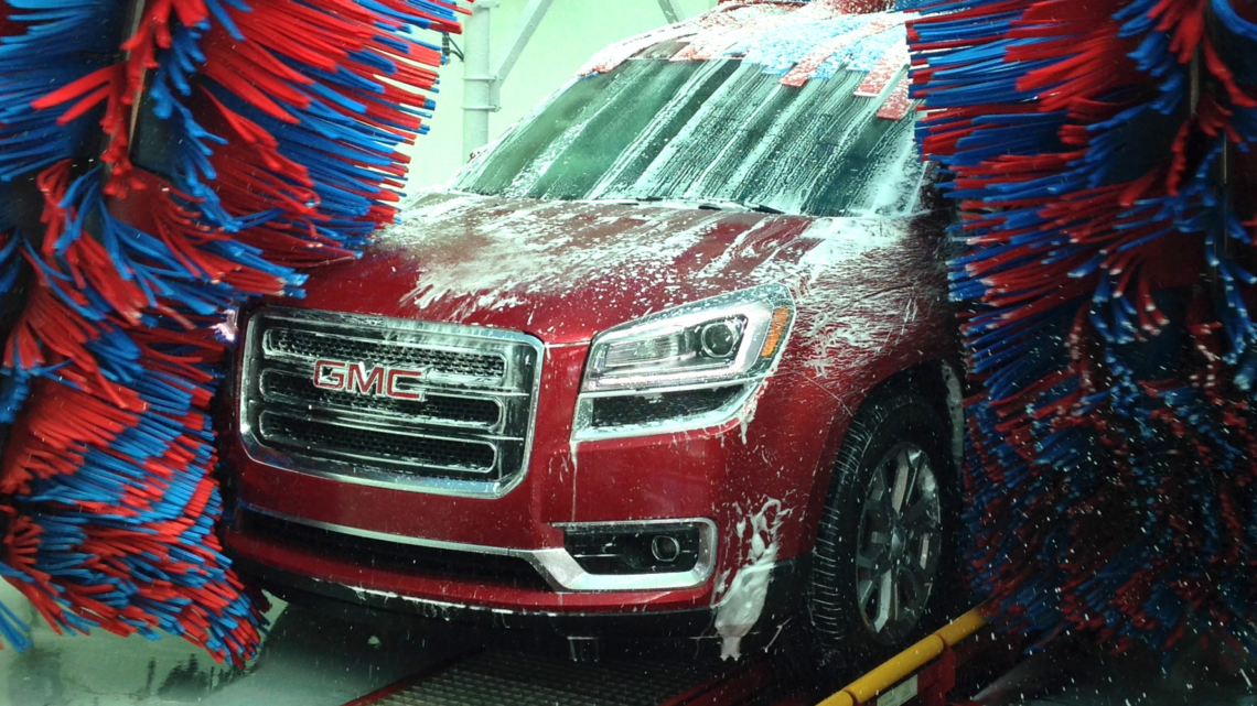 ¿Cuántas veces al mes debes llevar tu carro a un carwash?