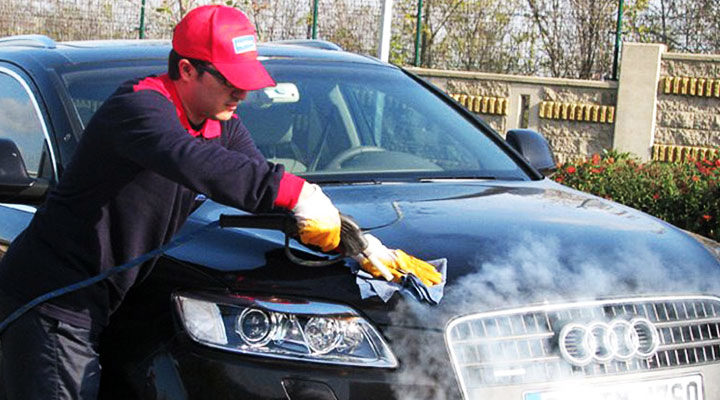 Tipos de car wash a domicilio en Lima