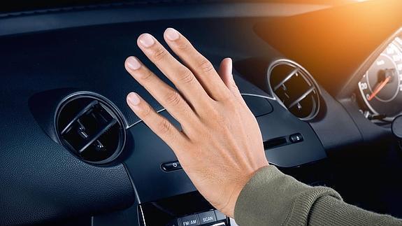 Desinfección de aires acondicionados de carros