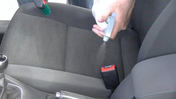 Lavados de asientos de auto