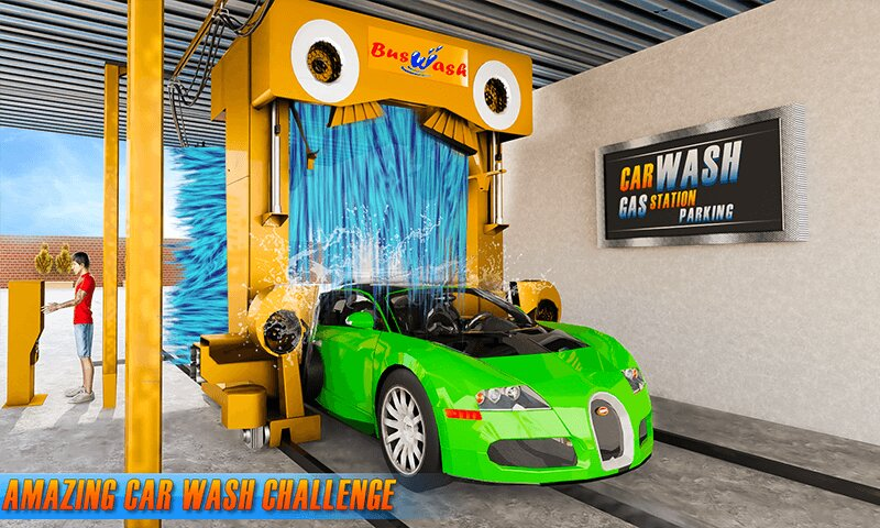 app car wash lavadero de autos