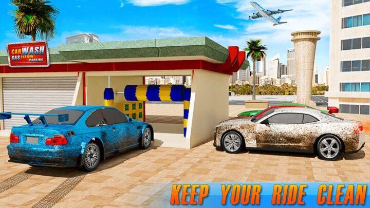 App Car Wash | Juegos de Lavado de Autos