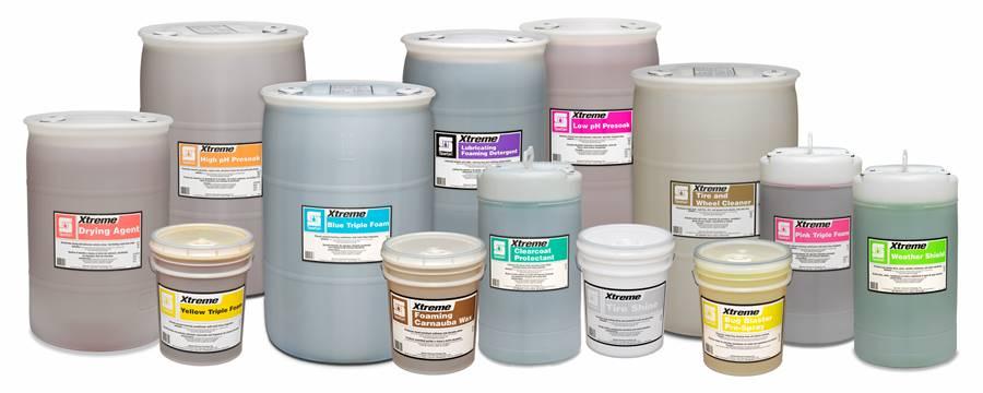 quimicos para autolavado