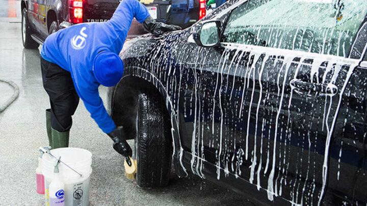 Químicos para Car Wash: Importancia de su uso